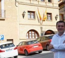"""Fernando Sabés: """"Las nuevas inversiones en la comarca pueden contribuir al reto de la distribución poblacional"""""""