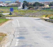 Los empresarios de Binaced denuncian el estado de sus comunicaciones por carretera