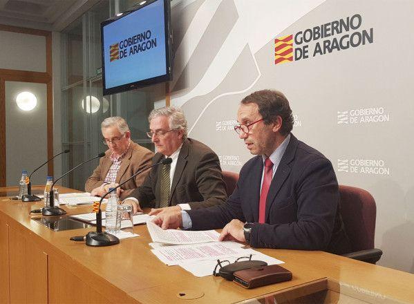 Altorricón, Castillonroy y Vencillón, declaradas como zonas saturadas para construir nuevas explotaciones ganaderas