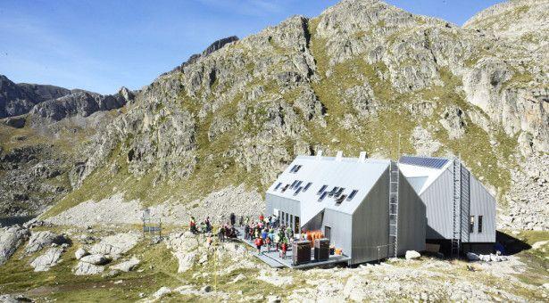 Los refugios de montaña del AltoAragón son un elemento dinamizador de la economía altoaragonesa