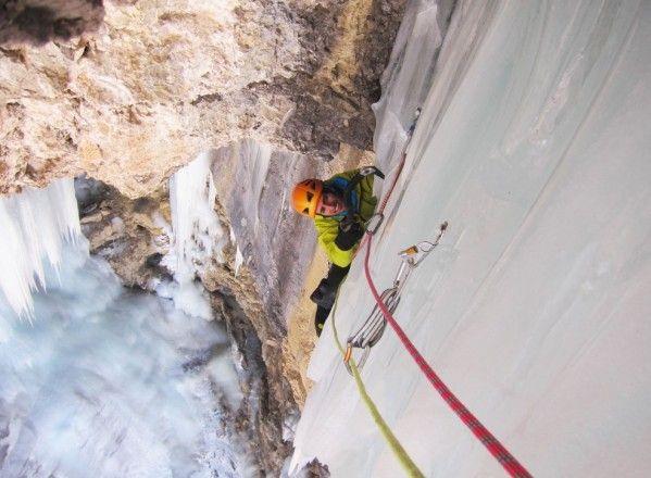 Rubén Sanmartín, alpinista de cuna