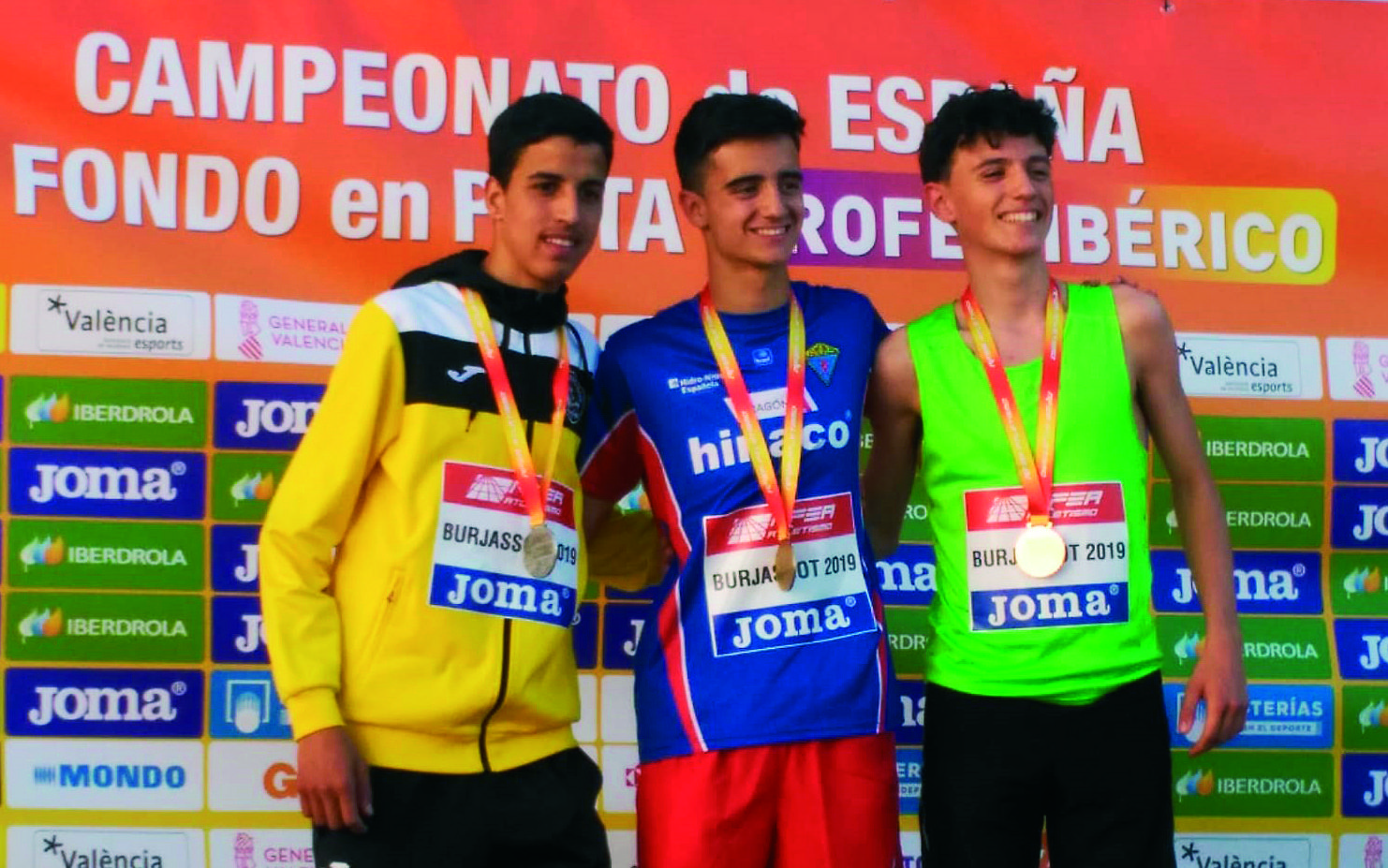 Pol Oriach se proclama campeón de España en 5000 ml