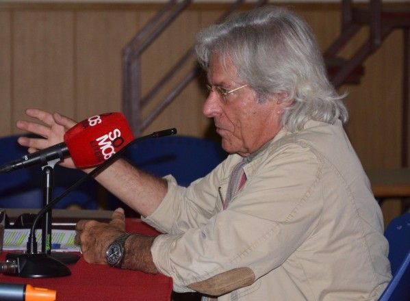 "Javier Nart: ""Binéfar, sin Europa,  tendría una crisis descomunal"""