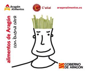 Alimentos de Aragón, con buena cara