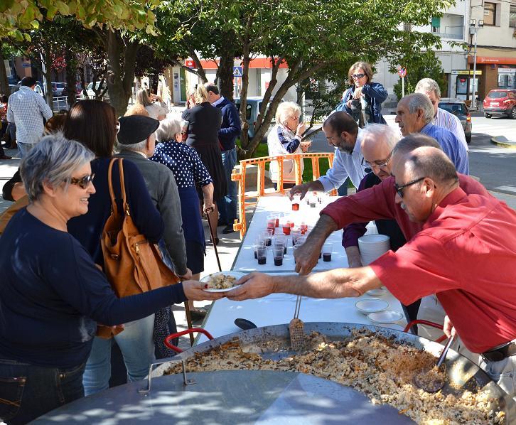 Cinco alcaldes de la comarca participan en una asamblea en Madrid contra la reforma de las administraciones locales
