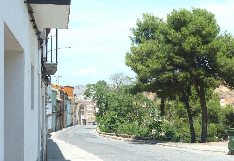 Las obras de mejora del trazado carretero de la travesía de Tamarite de Litera comenzarán la semana próxima