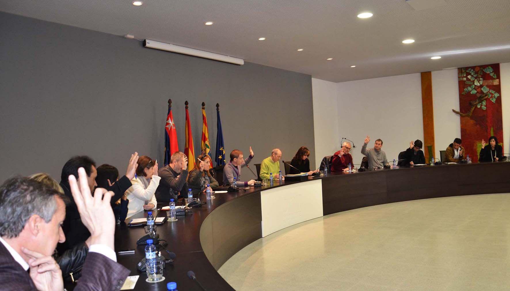 El Ayuntamiento de Binéfar aprueba iniciar el expediente para urbanizar la UE 18