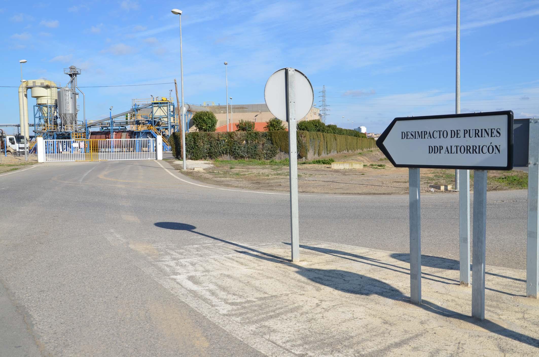 Continúa parada la planta de purines de Altorricón