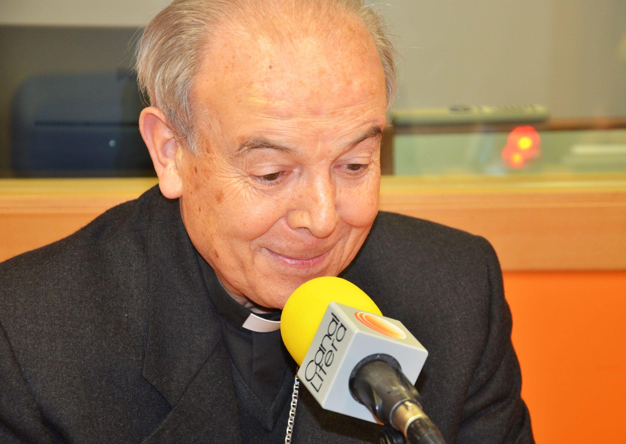 Un obispo sin pretextos