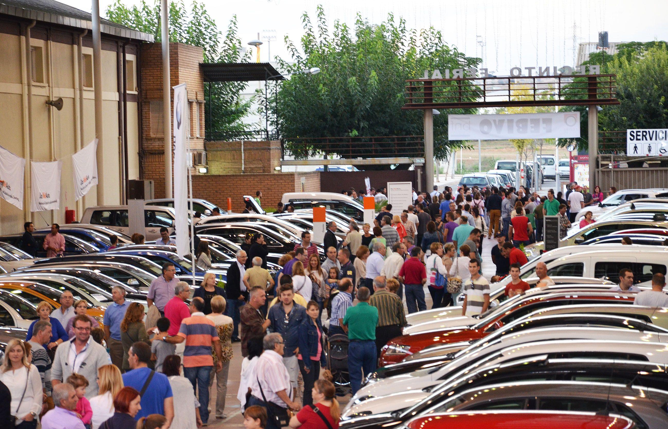 Febivo clausura su XIX edición con la venta de 34 vehículos