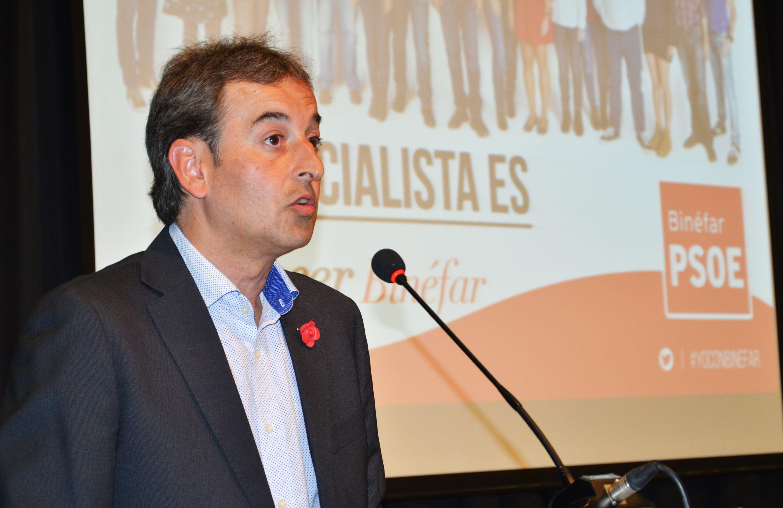 Alfonso Adán será proclamado alcalde con el apoyo de Cambiar Binéfar