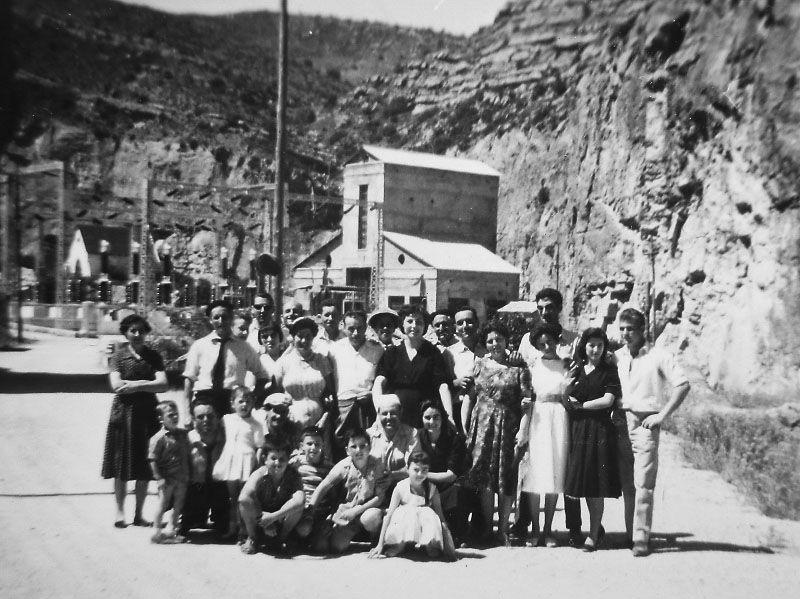 Los increibles viajes de los podadores de Alcampell y sus familias