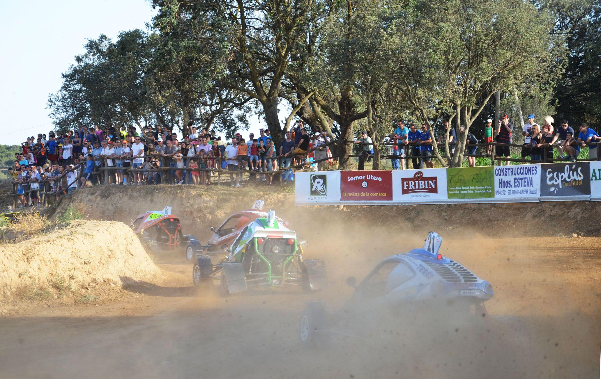 El Campeonato de España de Autocross llega en julio a Esplús