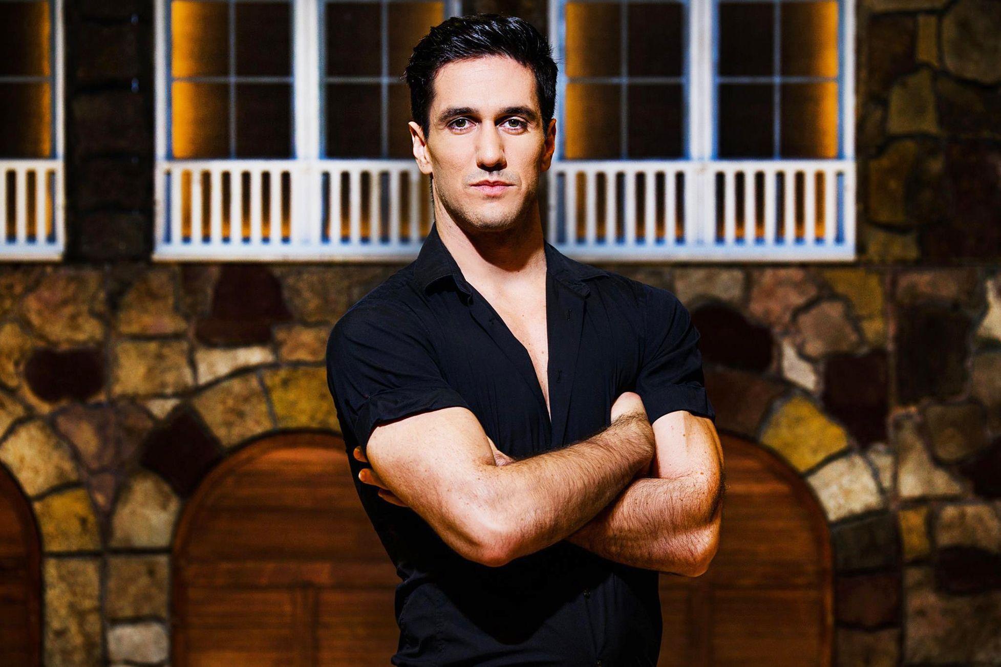 """Pablo Ceresuela es """"Johnny Castle"""" en el musical de Dirty Dancing en España"""