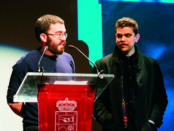 Raúl Capdevila, premiado en el Festival MiradasDoc