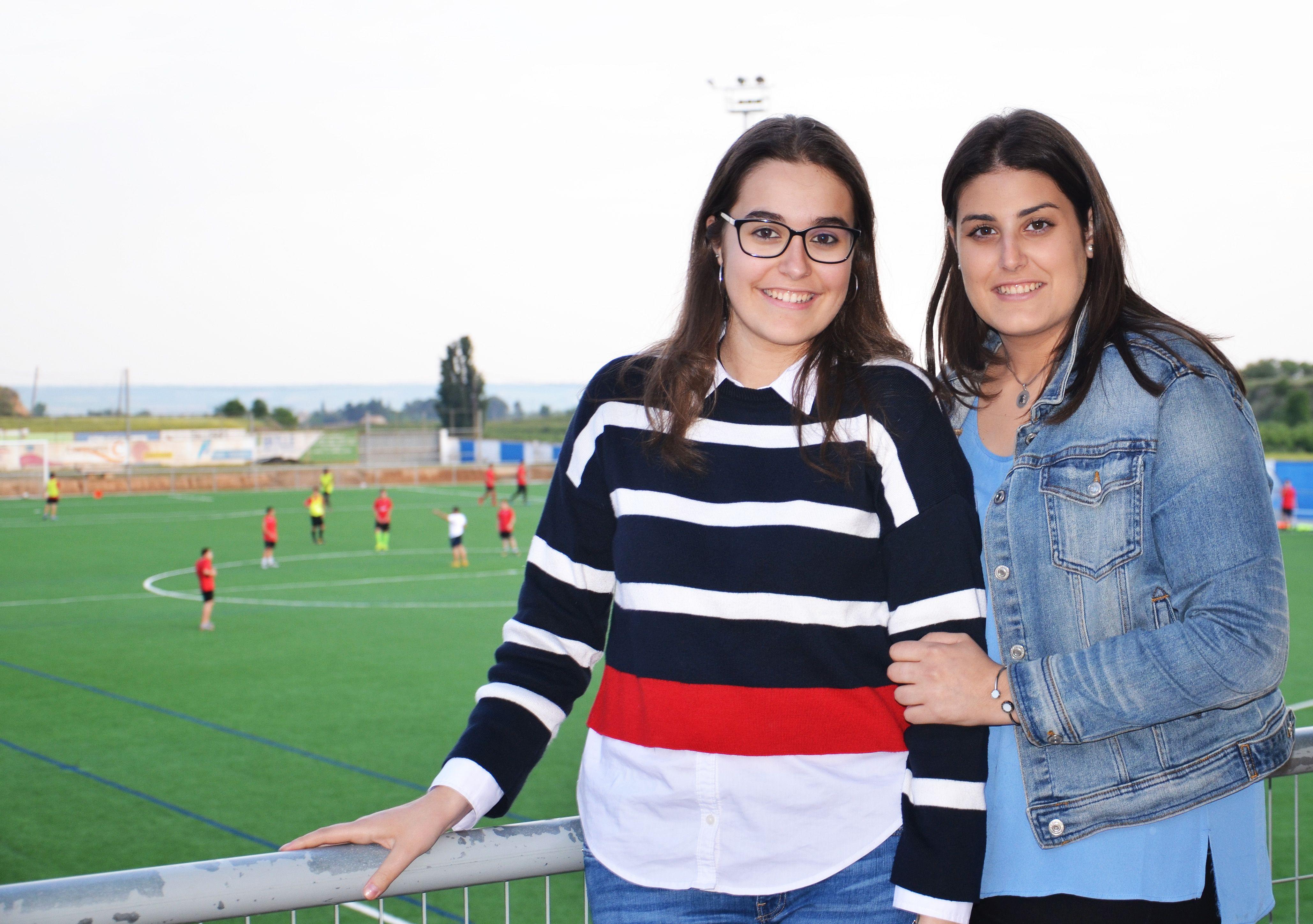 Alba y Esther,