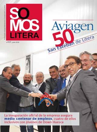 Aviagen ya es una realidad en San Esteban de Litera