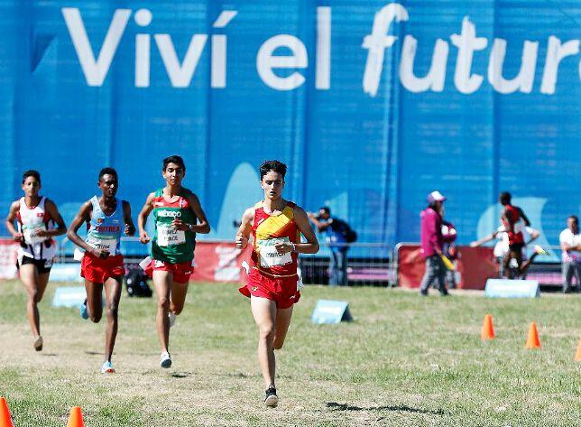 Pol Oriach confirma su presencia y competencia entre los mejores del mundo