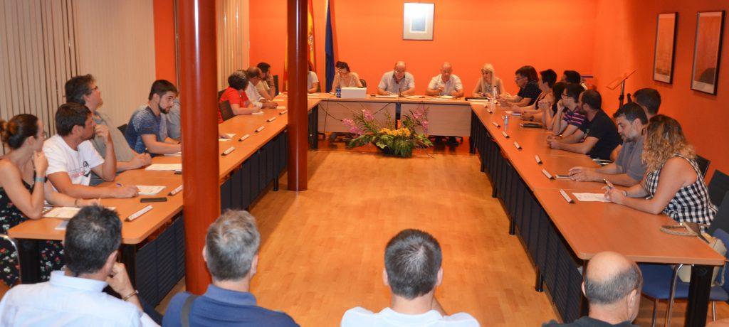 Nuevas retribuciones en los cargos principales de la Comarca de La Litera