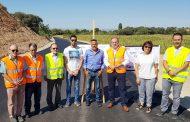 Finalizan las obras de la carretera A-140 entre Valcarca y Binéfar